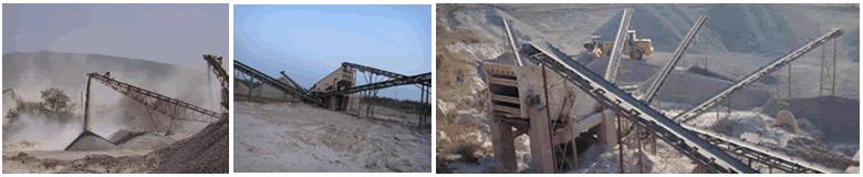 建筑行业专用砂石料破碎机