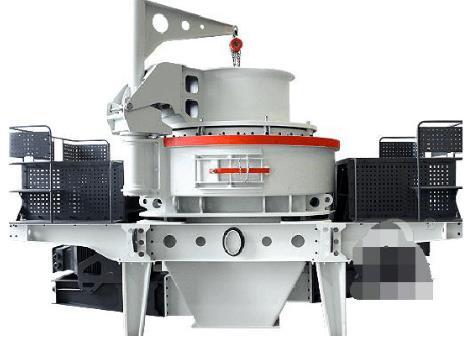 制砂机的运转功率分析